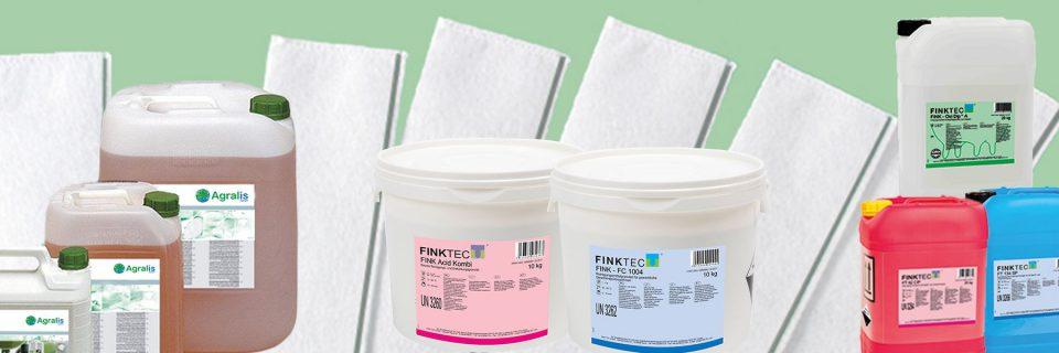 Melkzubehör, Tierzuchtartikel, Produkte für Hygiene und Qualitätskontrolle