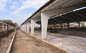 Projekt Umbau in Uzbekistan