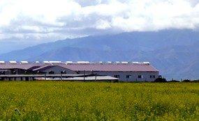 "Projekt ""Barsbek"", Karakol, Kirgistan"