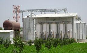 Kraftfutterwerk in TJK in Betrieb genommen